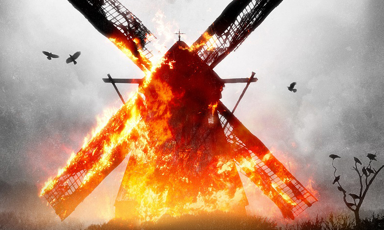 The Windmill - Trailer & Poster